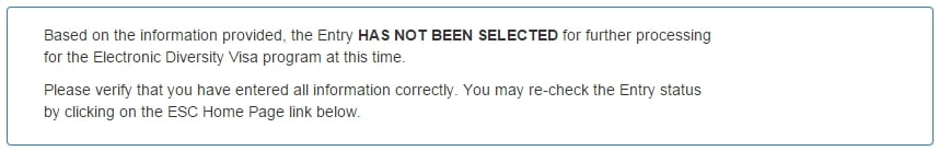 Entry_Was_Not_Selected